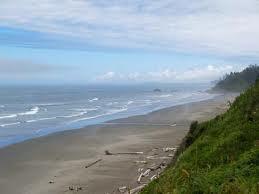 Sights along the Washington coast tour